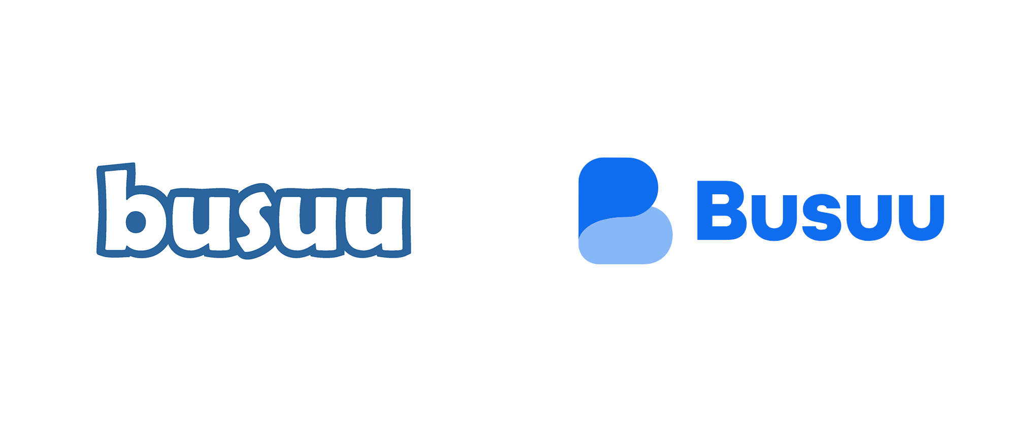 New Logo for Busuu by Confederation Studio and In-house
