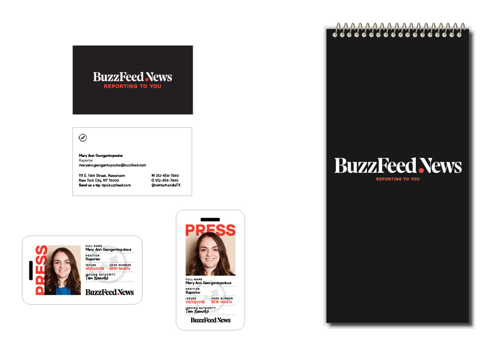 Follow-up: New Logo and Identity for BuzzFeed News done In-house