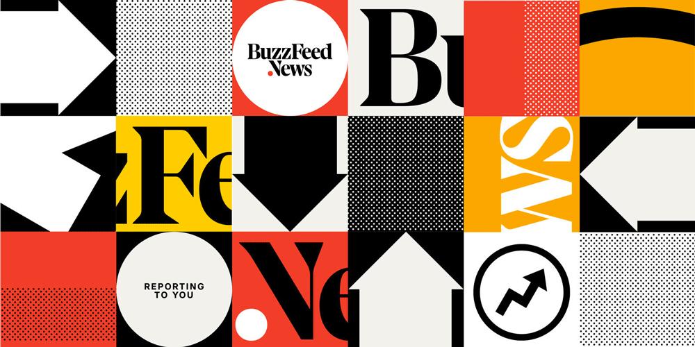 New Logo for BuzzFeed News