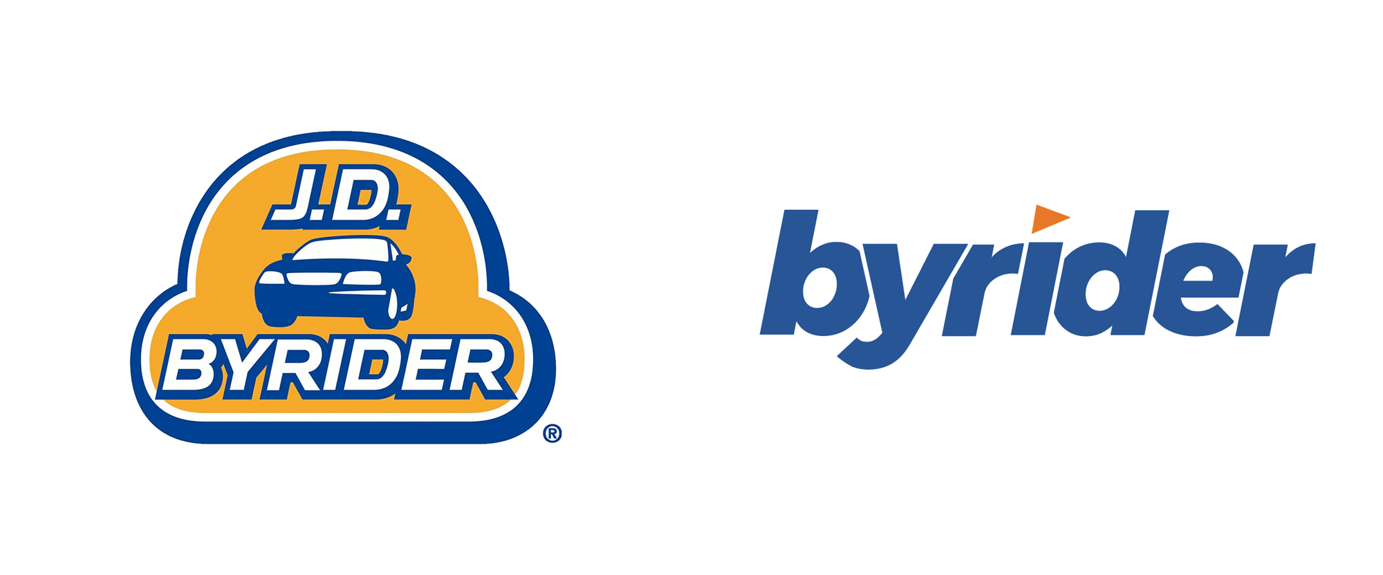 New Name and Logo for Byrider
