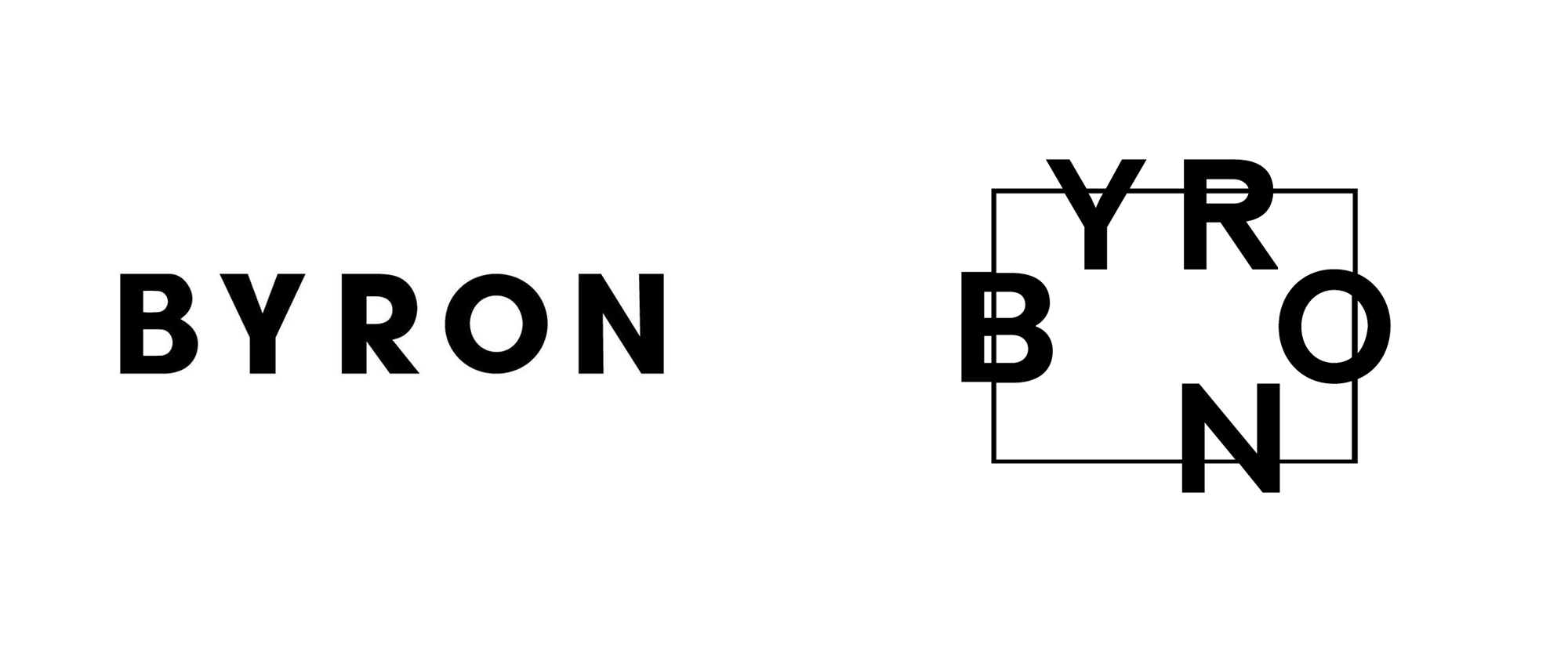 New Logo for Byron