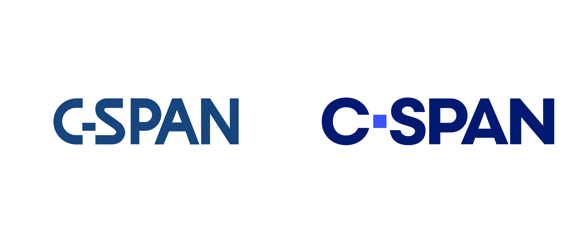 New Logo for C-SPAN by Grafik