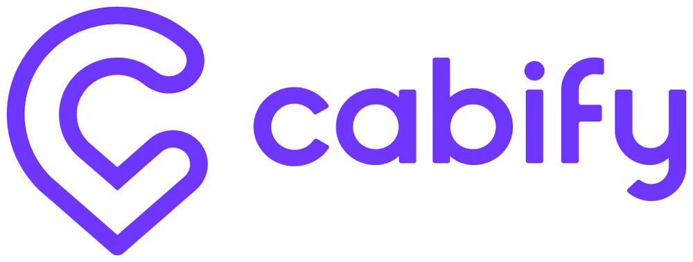 New Logo for Cabify done In-house