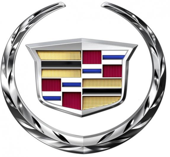 Cadillac Logo, Detail