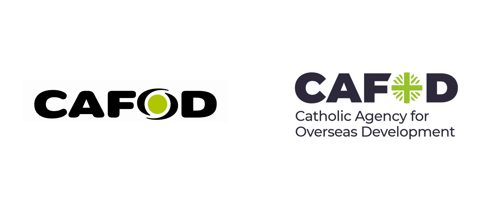 New Logo for CAFOD