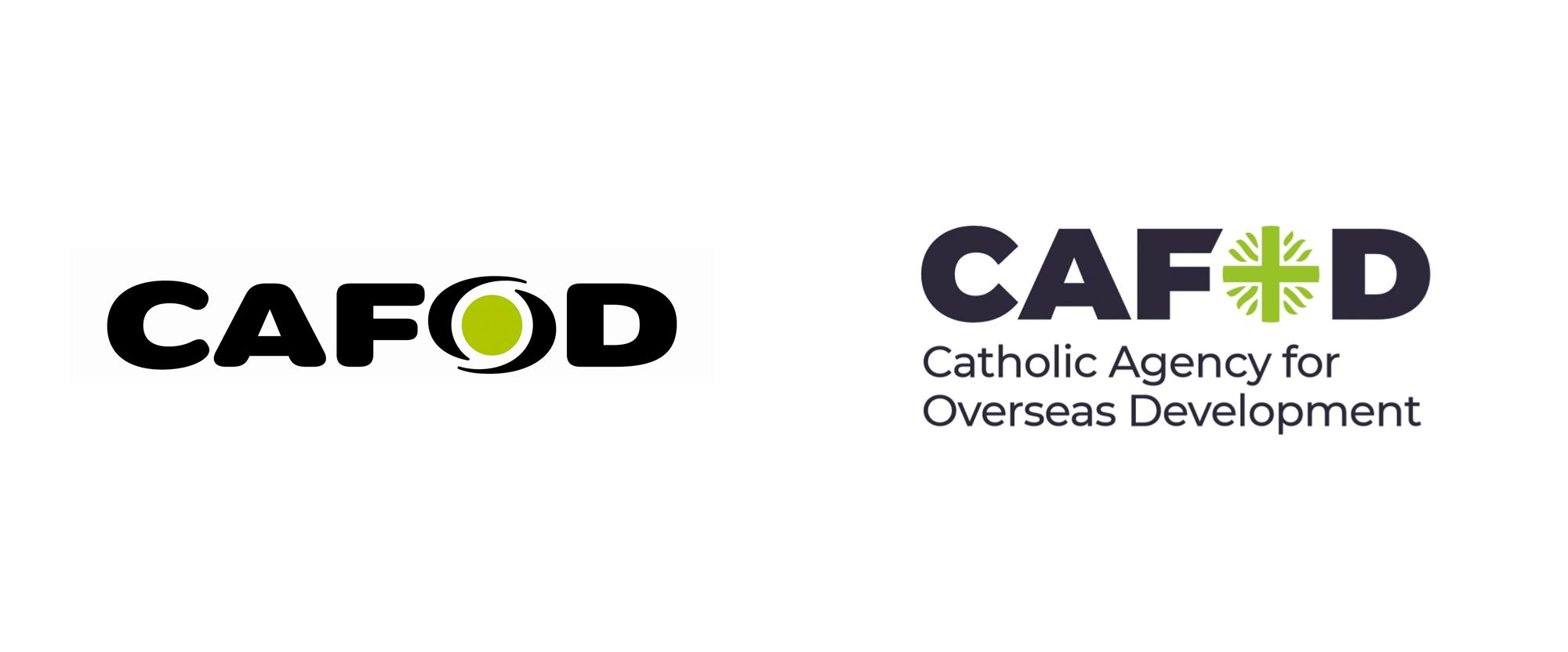 New Logo for CAFOD