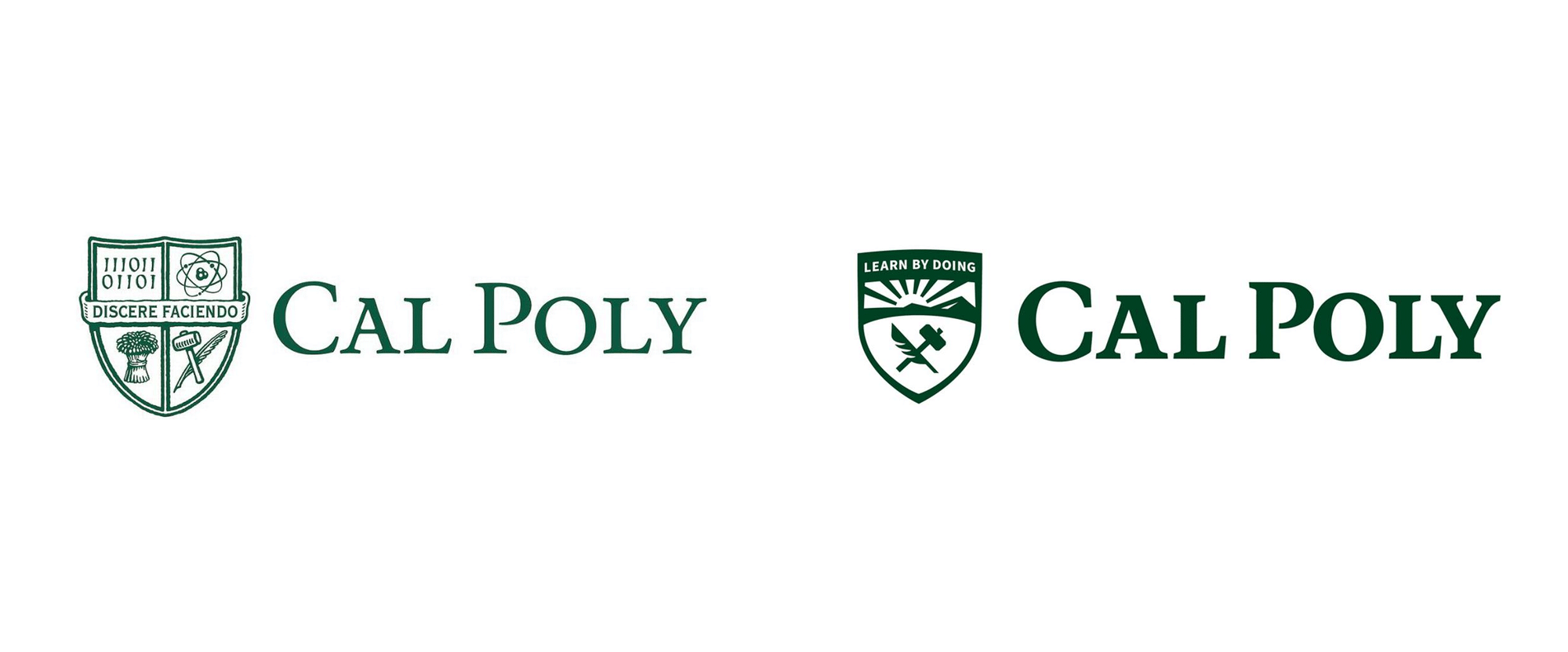 New Logo for Cal Poly by SimpsonScarborough