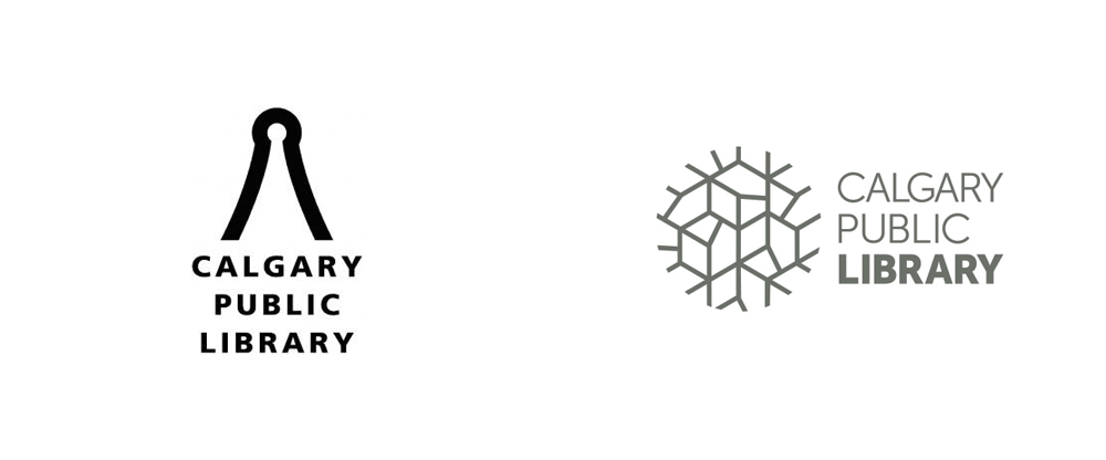 New Logo for Calgary Public Library by Edelman