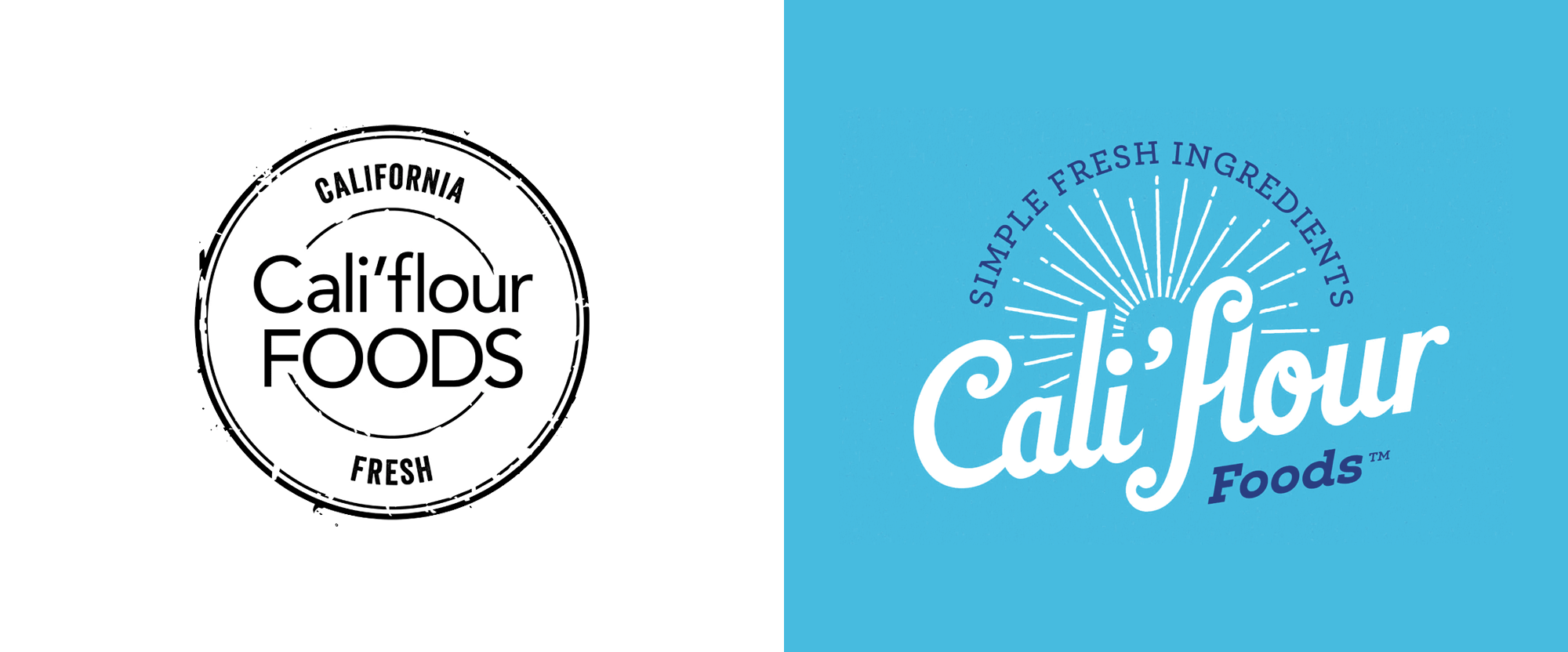 New Logo and Packaging for Califlour by Interact