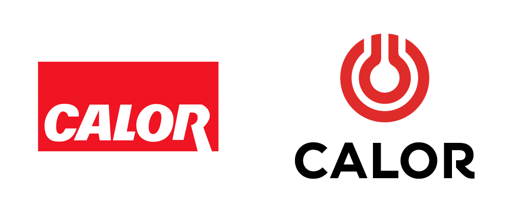 New Logo for Calor
