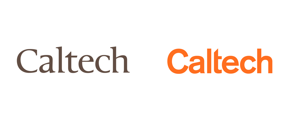 New Logo and Icon for Caltech