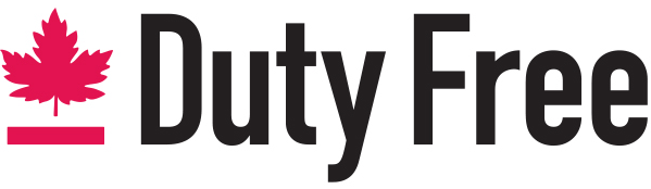 New Logo for Duty Free Canada by The Mars Agency
