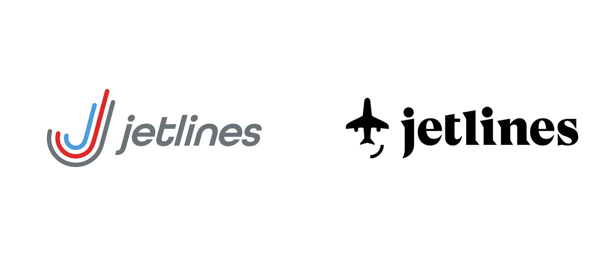 New Logo, Identity, and Livery for Canada Jetlines by Cossette