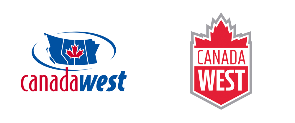 New Logo for Canada West by Artslinger