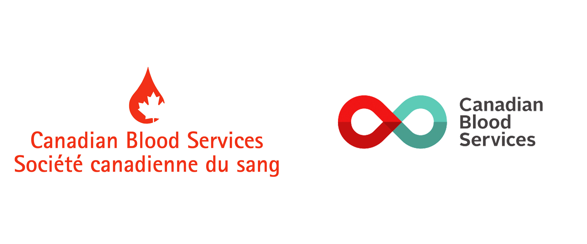 New Logo for Canadian Blood Services