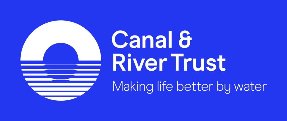 New Logo and Identity for Canal & River Trust by Studio Blackburn