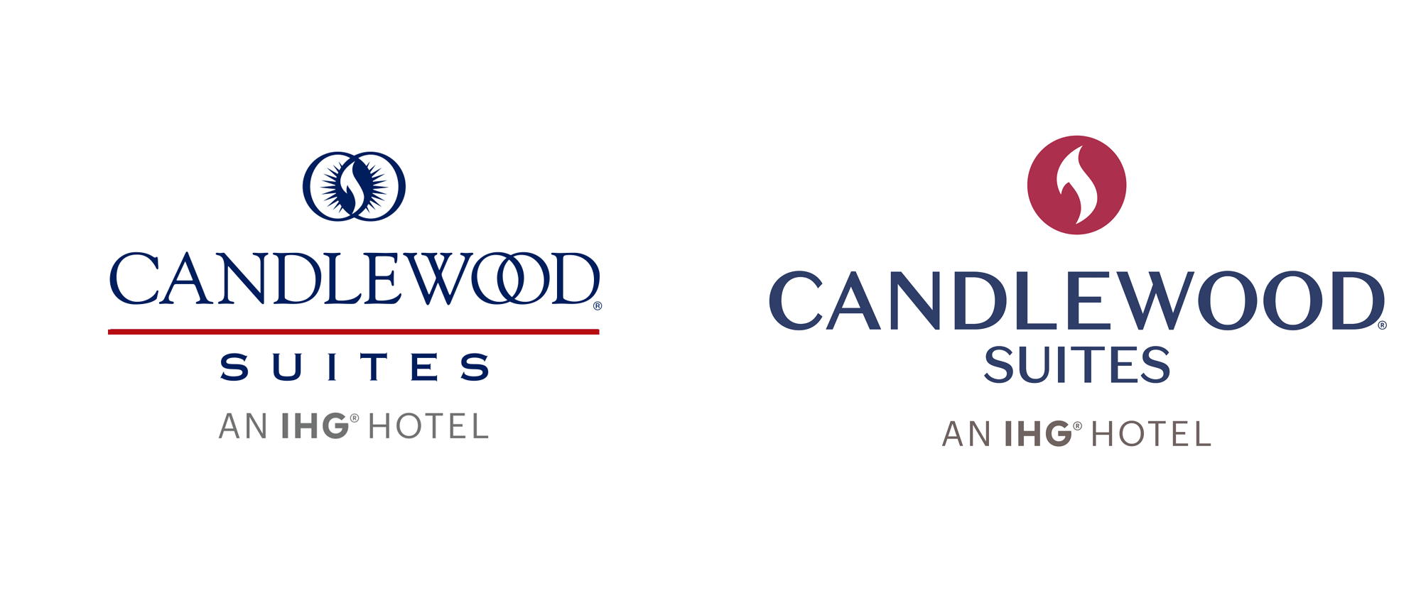 New Logo for Candlewood Suites by Stag & Hare