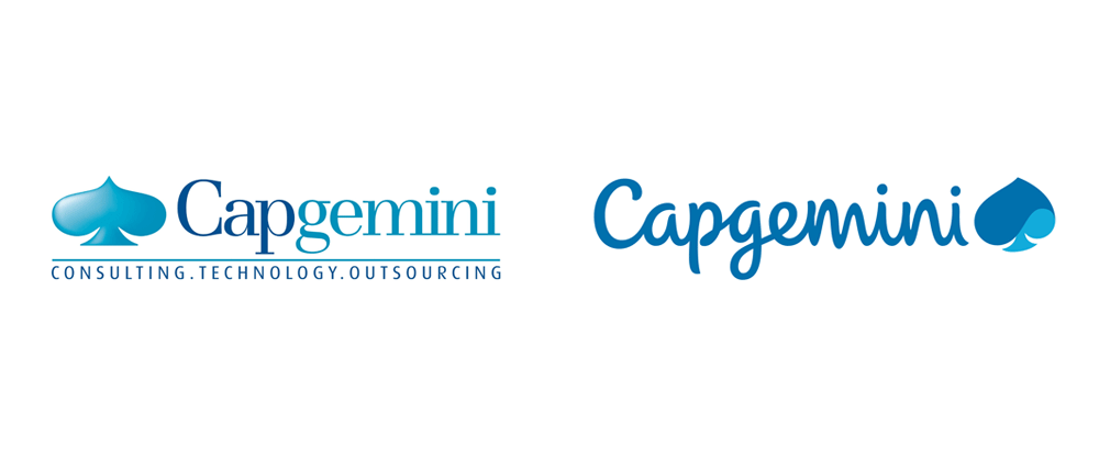 New Logo and Identity for Capgemini by BrandPie