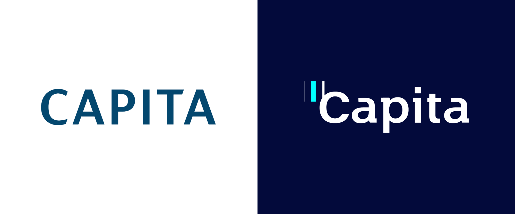 New Logo for Capita