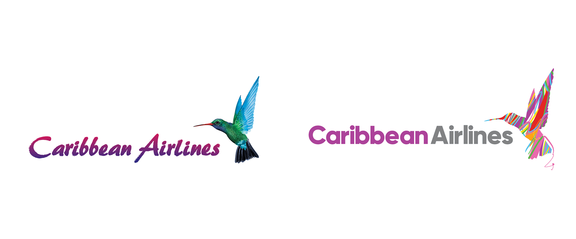 New Logo and Livery for Caribbean Airlines