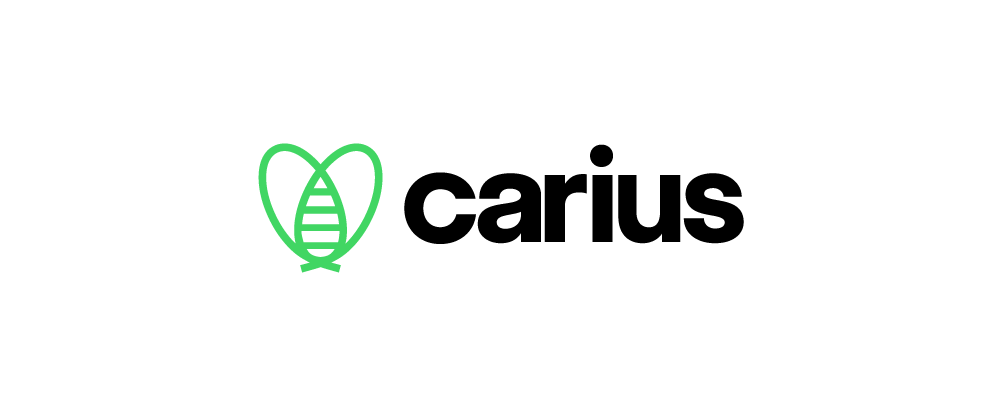 New Logo and Identity for Carius by Content Design Lab
