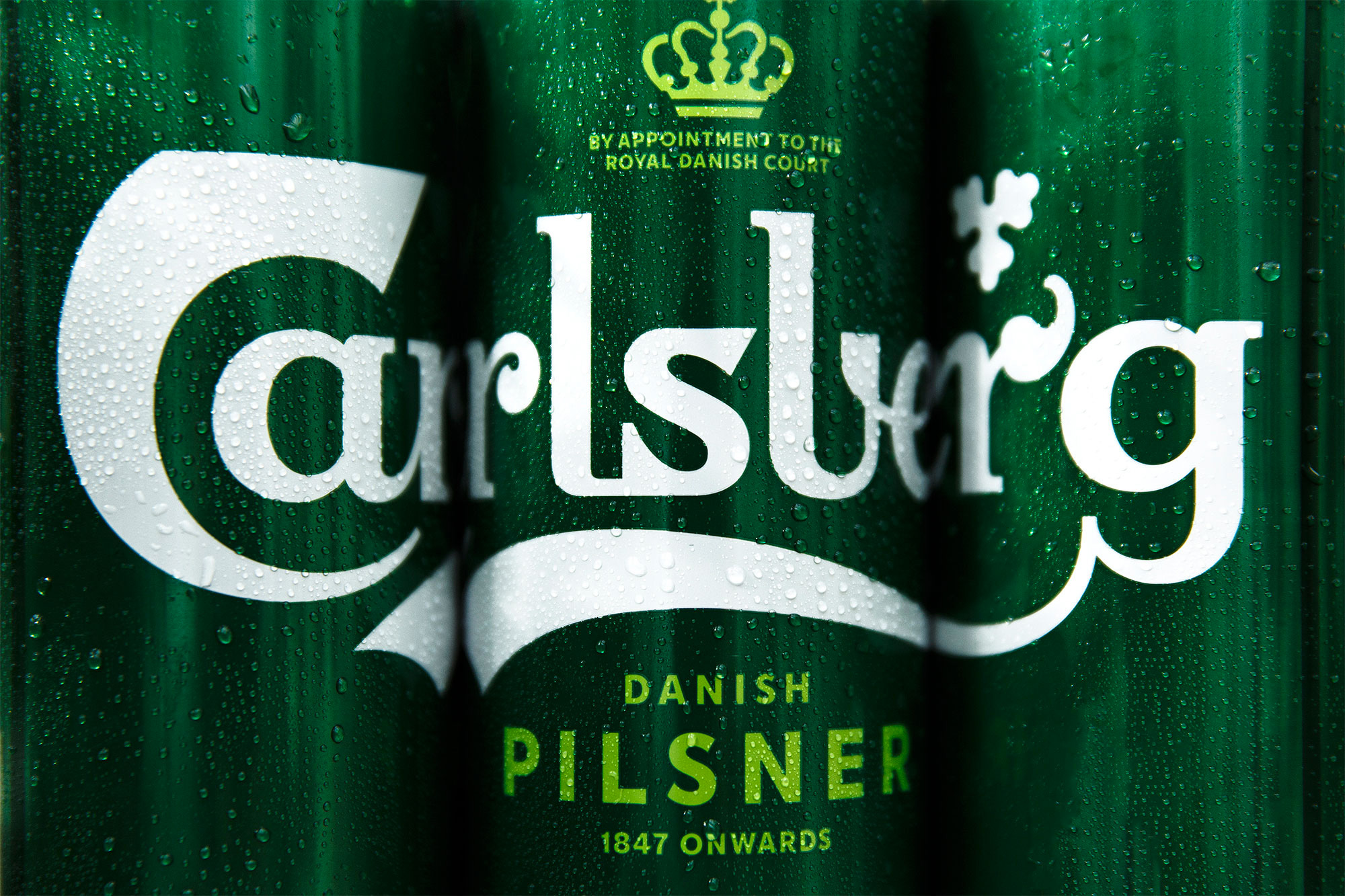 New Logo and Packaging for Carlsberg by Taxi Studio