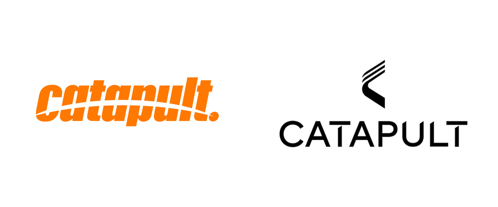 New Logo for Catapult