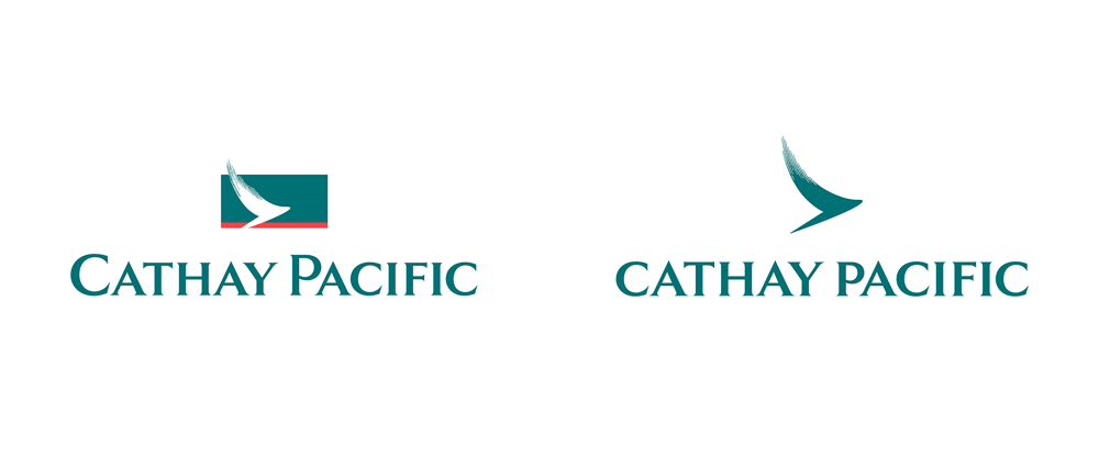New Logo for Cathay Pacific by Eight