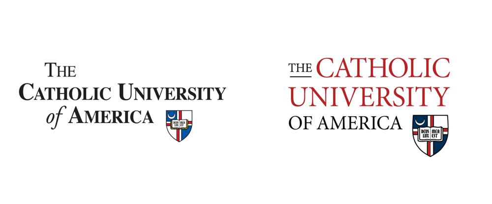 New Logo for The Catholic University of America by Elliance