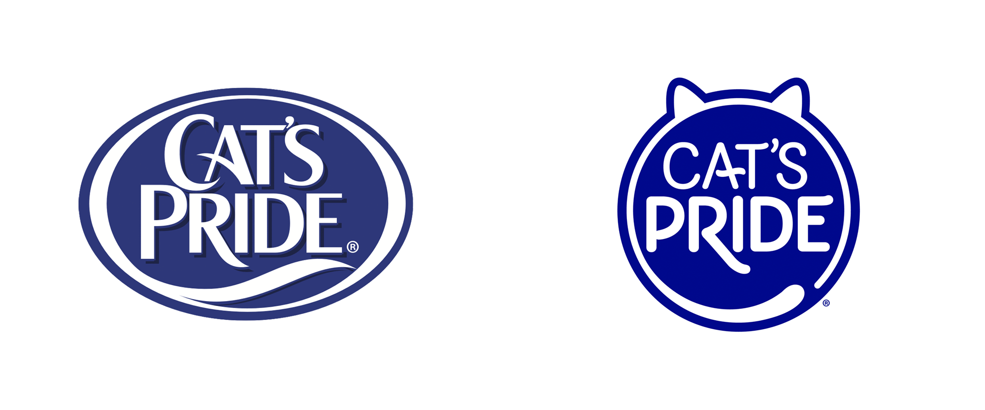 New Logo and Packaging for Cat's Pride