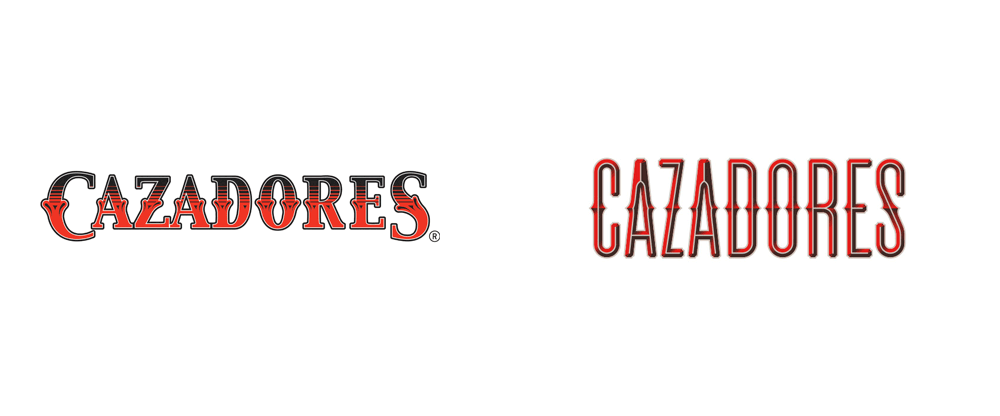 New Logo and Packaging for Cazadores by Duffy & Partners
