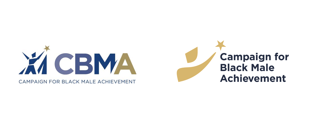 New Logo and Identity for Campaign for Black Male Achievement by Hyperakt