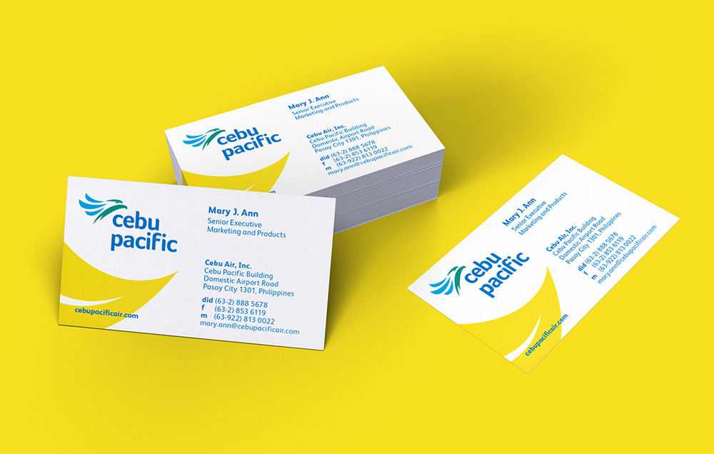 Brand New: New Logo, Identity, and Livery for Cebu Pacific by ...