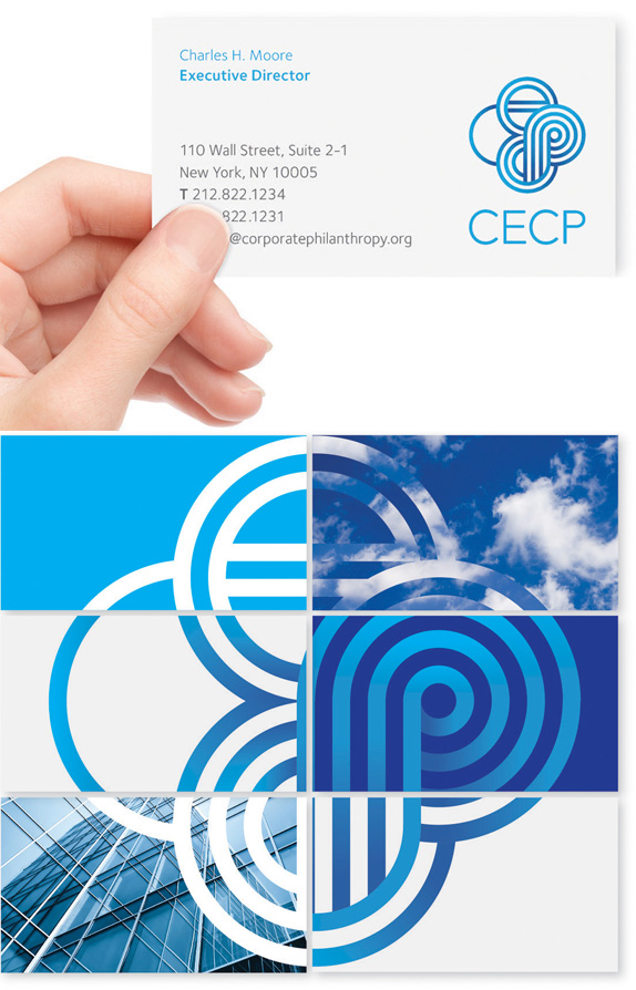 CECP Logo and Identity