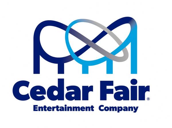 New Logo for Cedar Fair