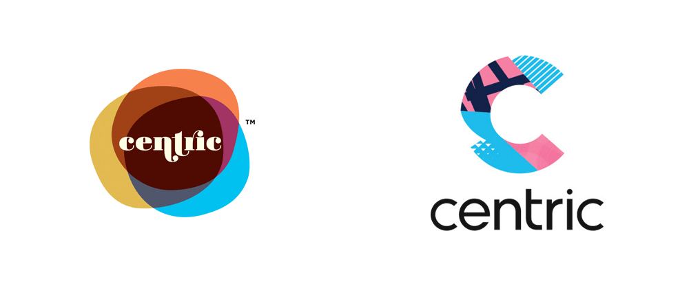 New Logo, Identity, and On-air Look for Centric by Gretel
