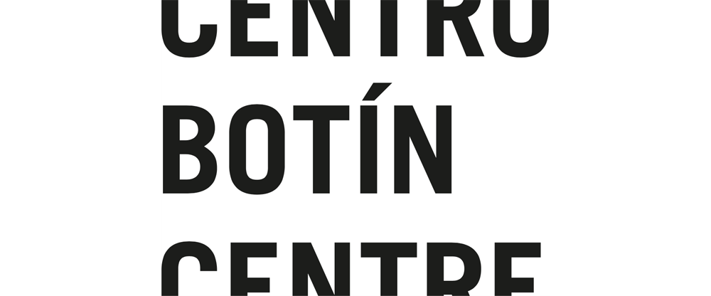 New Logo and Identity for Centro Botín by 2×4