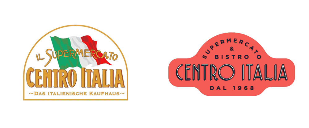 New Logo and Identity for Centro Italia by Nicholas Christowitz