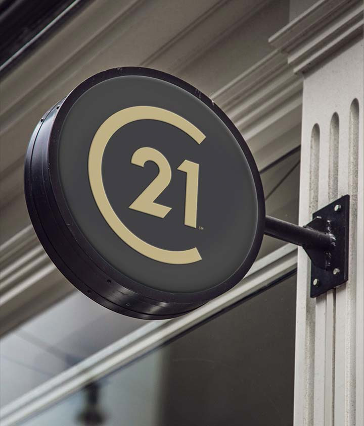 New Logo and Identity for Century 21