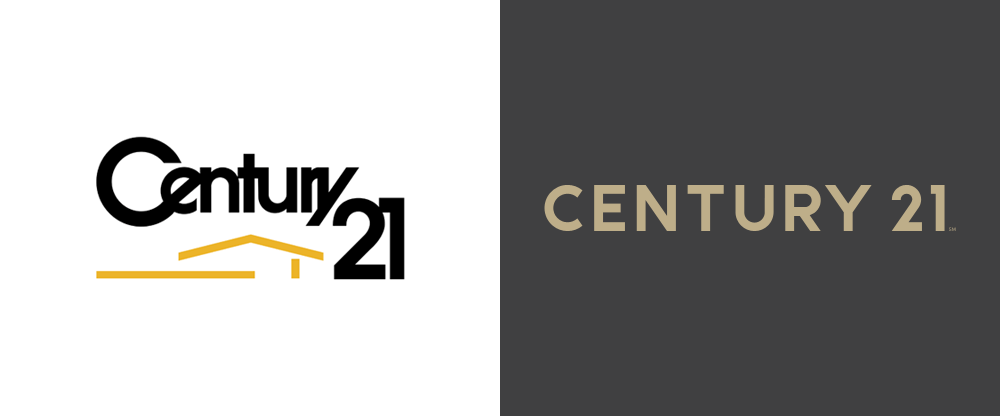 brand new new logo and identity for century 21