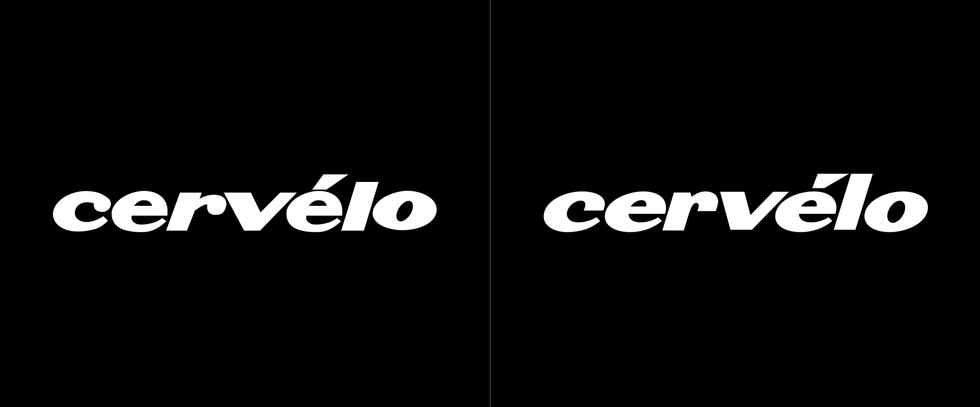 New Logo and Identity for Cervélo by Concrete