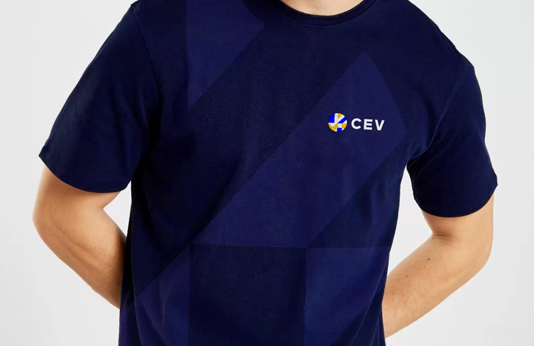 New Logo and Identity for CEV by Alphabet