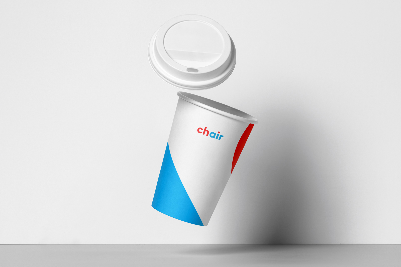 New Logo, Identity, and Livery for Chair by Branders