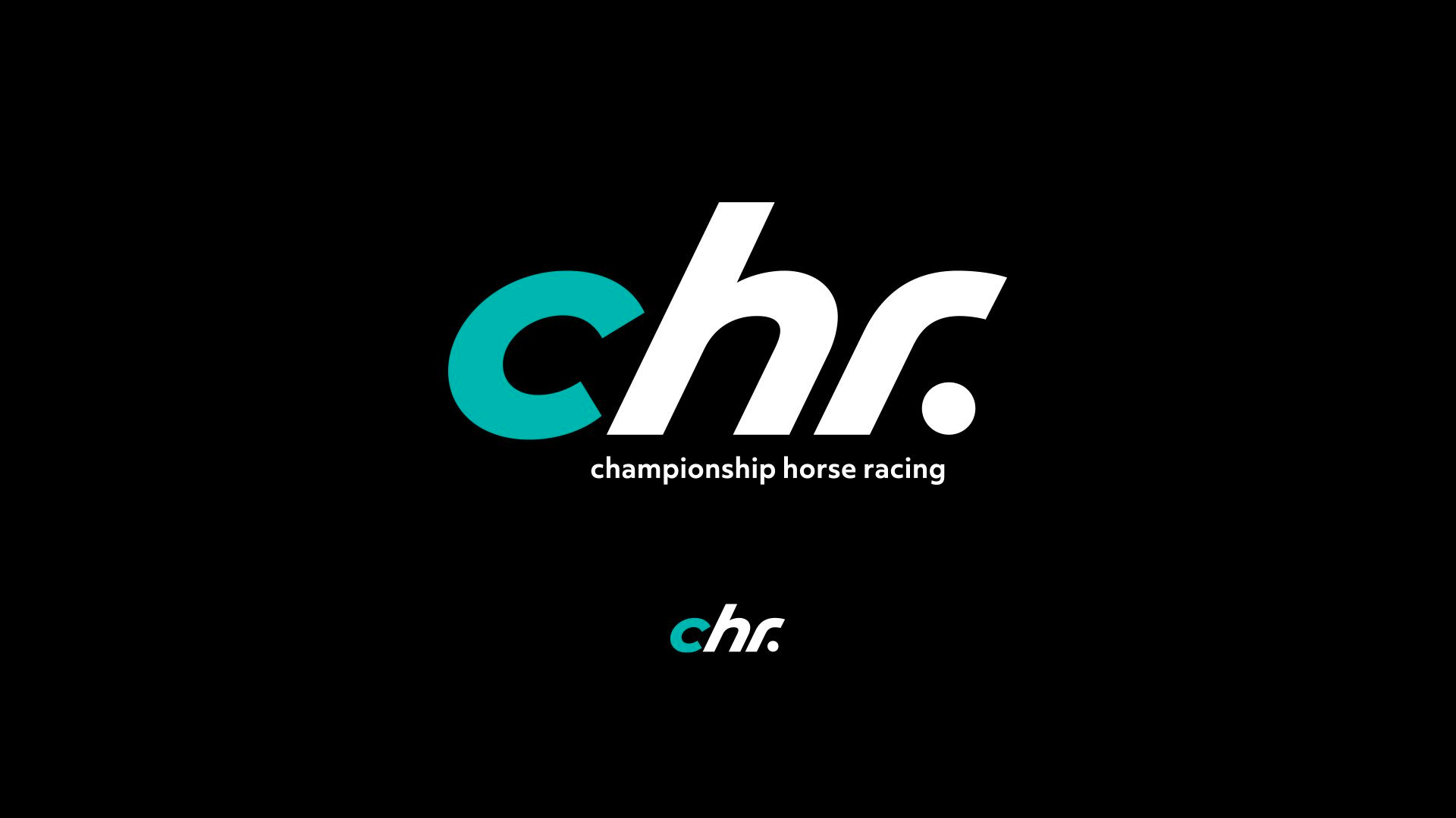 New Logo and Identity for Championship Horse Racing by Red Bee