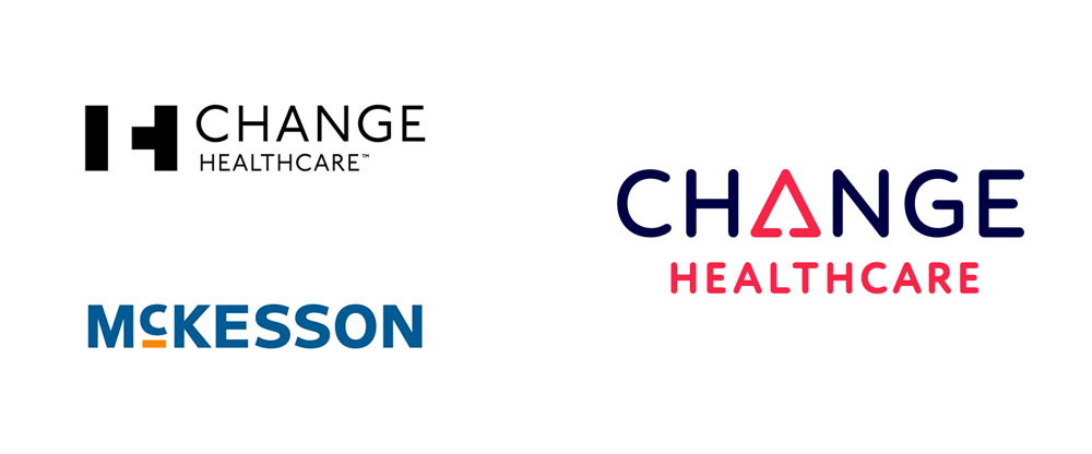 New Logo for Change Healthcare