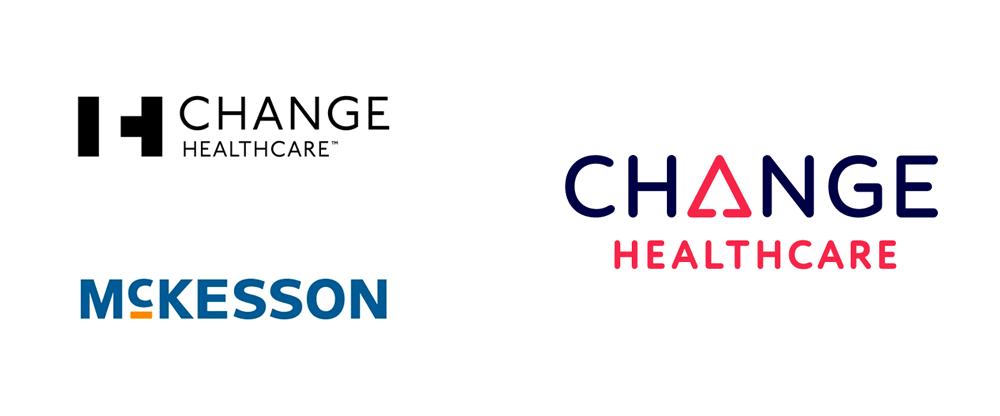 New Logo for Change Healthcare