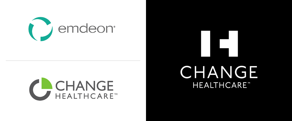 Brand New New Logo And Identity For Change Healthcare By