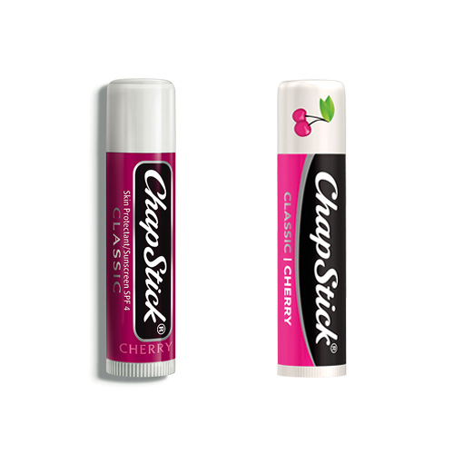 New Logo for ChapStick by Ian Brignell