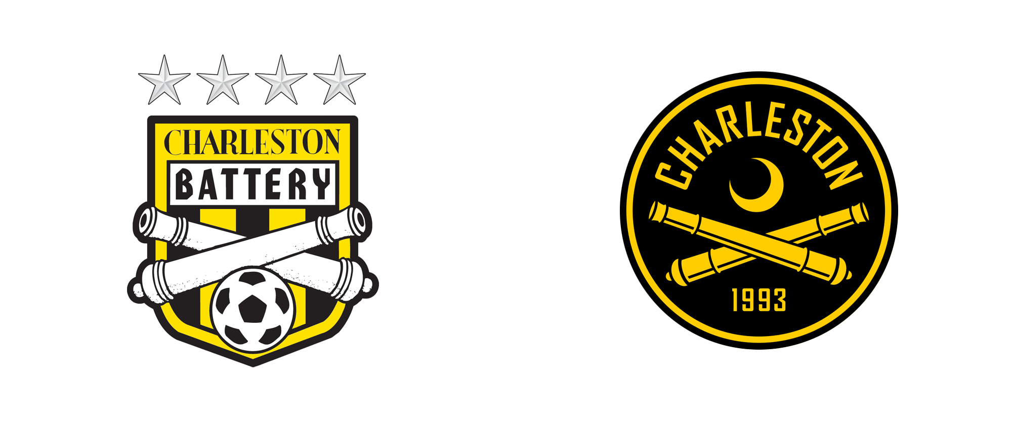 New Logo for Charleston Battery