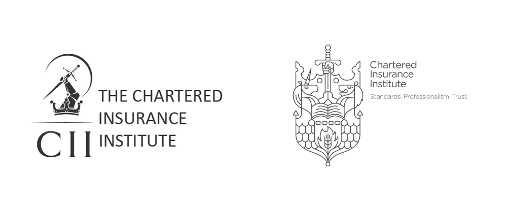 Brand New: New Logo and Identity for Chartered Insurance ...